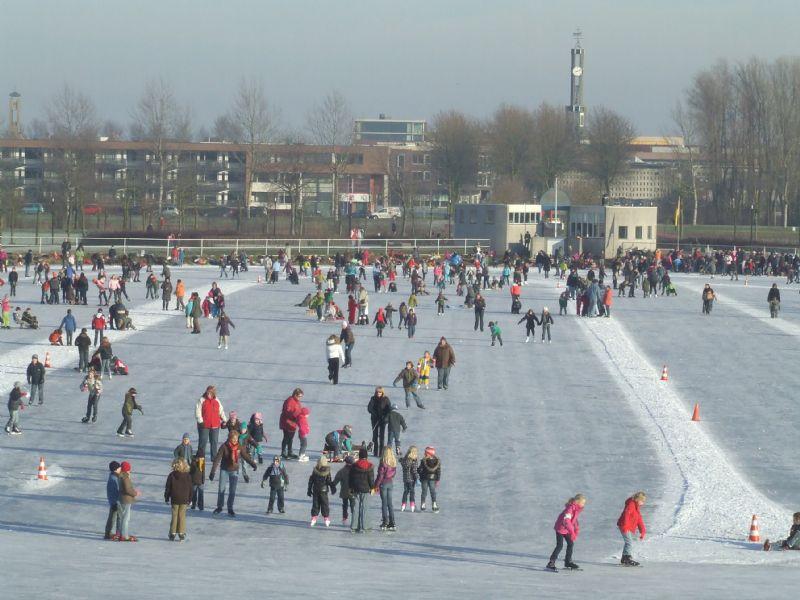 schoolschaatsen 2009